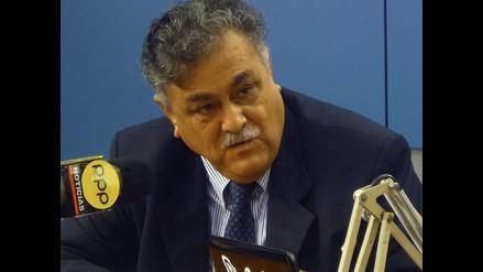 Ex ministro Quijandría niega reunión con dueño de PetroTech