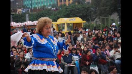 Convocan a concurso La Nueva Voz del Folclore Andino