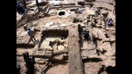Hallazgo revela entierros en antiguo Perú