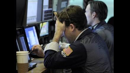 Dow Jones cierra con bajada del 1,11 por ciento una sesión muy volátil