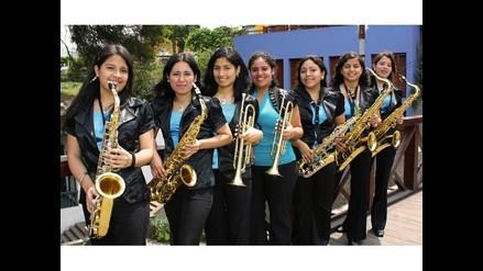 Doo Bah Jazz en concierto en el ICPNA de Miraflores