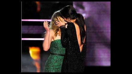 Sandra Bullock: Scarlett Johansson sí que sabe besar