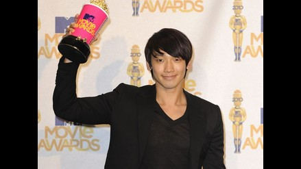 Rain, el surcoreano que venció en los MTV Movie Awards