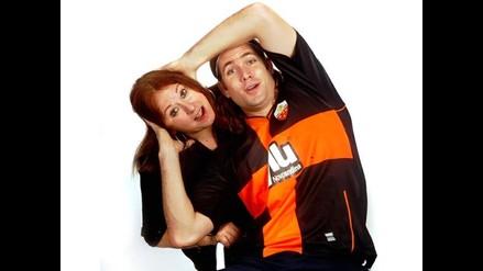 La Dama y el futbolista en clave de stand up comedy