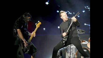 Metallica hace temblar los cimientos de la Ciudad del Rock