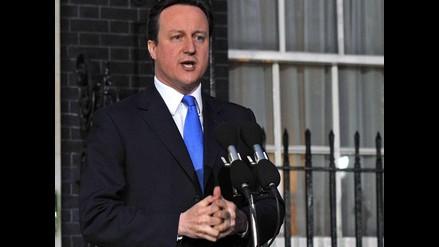 Gran Bretaña pide a EEUU garantías para asegurar futuro de BP