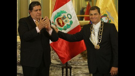 Ecuador no intervendrá en arbitraje Perú-Chile si Lima ratifica límites