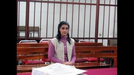 INPE confirma hallazgo de material subversivo a Maritza Garrido Lecca