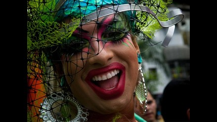 Marcha por el Día del orgullo gay