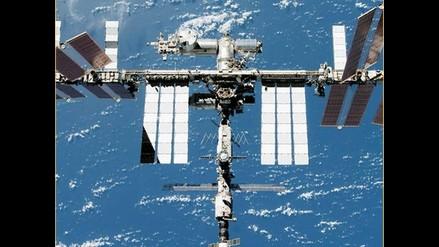 El retrete de la Estación Espacial Internacional queda fuera de servicio