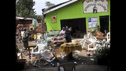 Aumenta a 74 cifra de muertos tras doble atentado en Uganda