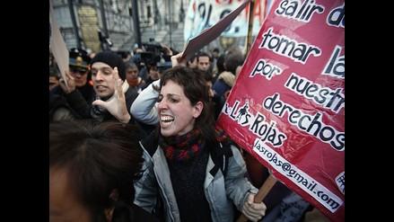 Senado argentino debate ley de matrimonio gay que divide al país