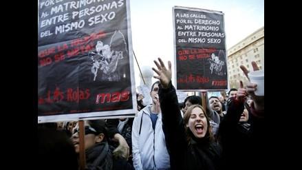 Parlamento argentino habilita matrimonio entre homosexuales