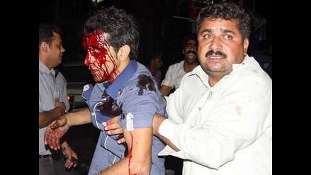 Al menos 20 muertos y más de 100 heridos tras ataques suicidas en Irán