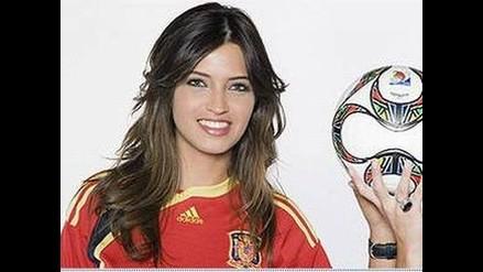 La novia de Iker Casillas Sara Carbonero tentada por Playboy