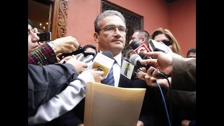 Alejandro Aguinaga integrará lista de Zumaeta para presidir el Congreso