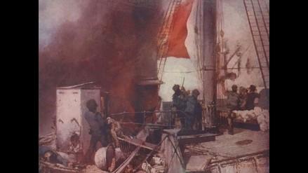 La imagen de la Guerra del Pacífico revisada en un libro por Renzo Babilonia