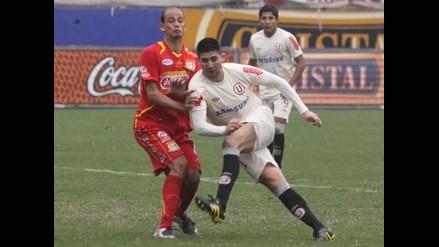 Dario Gigena: Pude haber tenido el debut soñado ante el Sport Huancayo