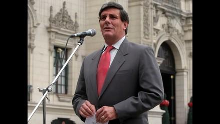 Rey: Aumento de sueldos a FFAA y PNP es un justo reconocimiento