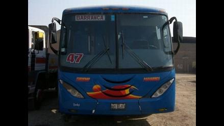 Empresas de transporte que no instalen GPS en buses serán sancionadas