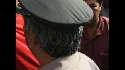 Comando PNP dispone investigar a policía implicado en robo