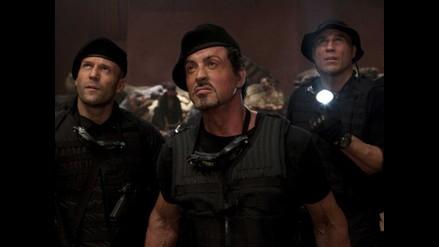 Sylvester Stallone quiere rodar una secuela de The Expendables