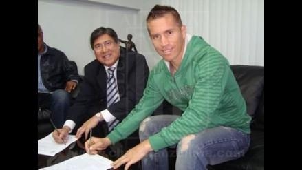Jorge Leiva es el nuevo refuerzo de Alianza Lima de cara a la Liguilla