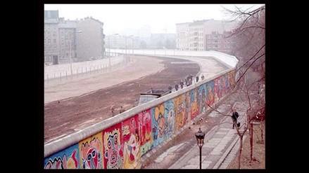 Recuerdan el inicio de la construcción del Muro de Berlín