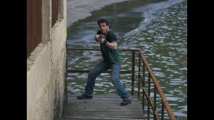Película de Sylvester Stallone debuta con éxito en taquilla de EEUU