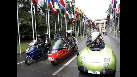 Zero Emission Race: La vuelta al mundo en 80 días