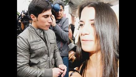 Caso Fefer: Eva y Ariel Bracamonte se vieron en diligencia judicial