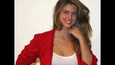 Stephanie Cayo rechazó posar desnuda para Playboy   RPP Noticias