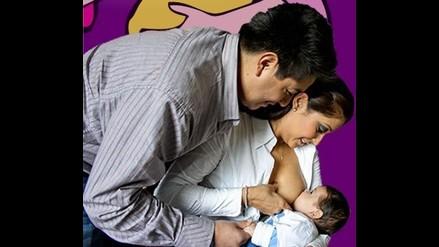 Hoy inicia la semana nacional de la lactancia materna