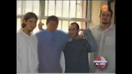 INPE investigará divulgación de fotos de reclusos en Castro Castro