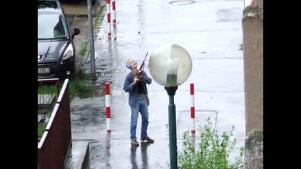 Suman ocho los muertos en tiroteo en Eslovaquia