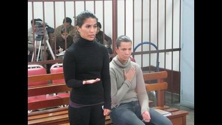Eva Bracamonte y Liliana Castro piden afrontar proceso en libertad