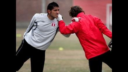 Raúl Fernández: La selección peruana no hará más papelones