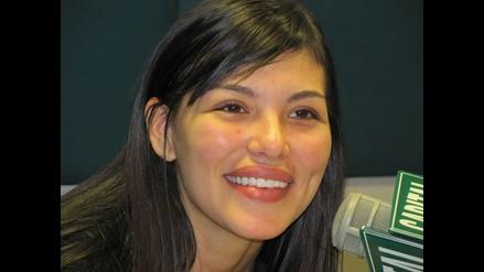 Angie Jibaja y sus aspiraciones