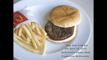 ´Indestructible´ hamburguesa da fama a fotógrafa neoyorquina