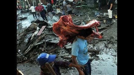 Guatemala declara emergencia nacional por lluvias