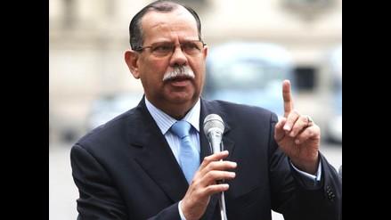 Octavio Salazar: Aumento a FFAA y PNP se hará en seis tramos