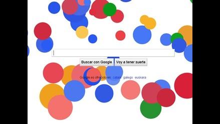 Vea cómo logo de Google huye del Mouse