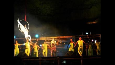 Fabiola de la Cuba estrenó espectacular Kuelap para el mundo