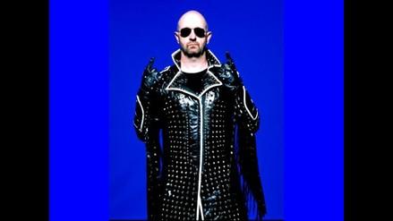 Rob Halford de Judas Priest realizará espectacular concierto en Lima