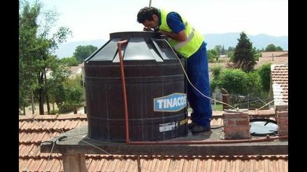 Falta de limpieza en tanques y cisternas provoca enfermedades