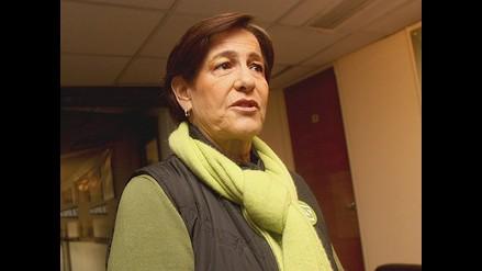 Susana Villarán demanda a presidente García investigar ´chuponeos´
