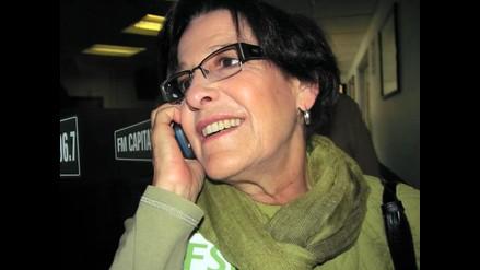 Susana Villarán: Más miedo le tengo a los lobbys que a los lobos