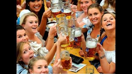 El Oktoberfest celebra sus 200 años con multitudinario brindis