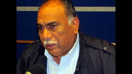 Informe balístico sobre supuesto atentado contra Rogelio Canches