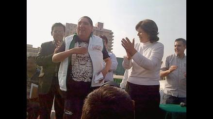 Jaime Bayly se enfurece con Tongo por apoyar a Lourdes Flores